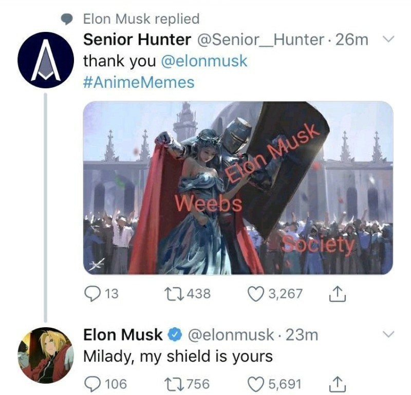 weebs are good peoples - meme