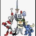 Knights unite!