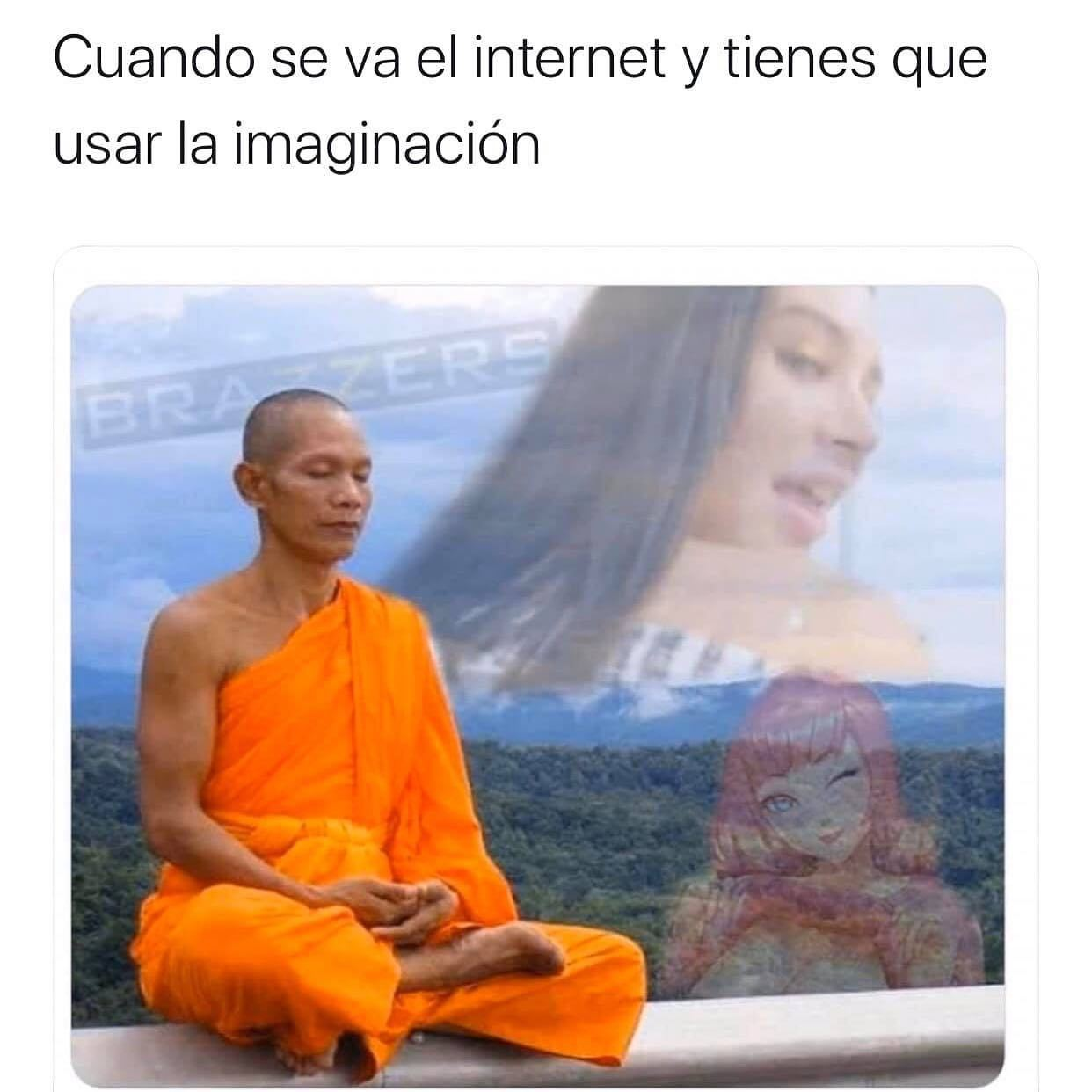 Imaginacion - meme