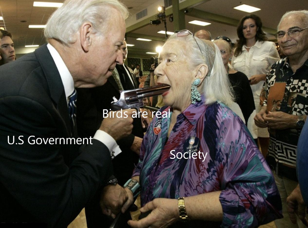 Wake the f*ck up - meme