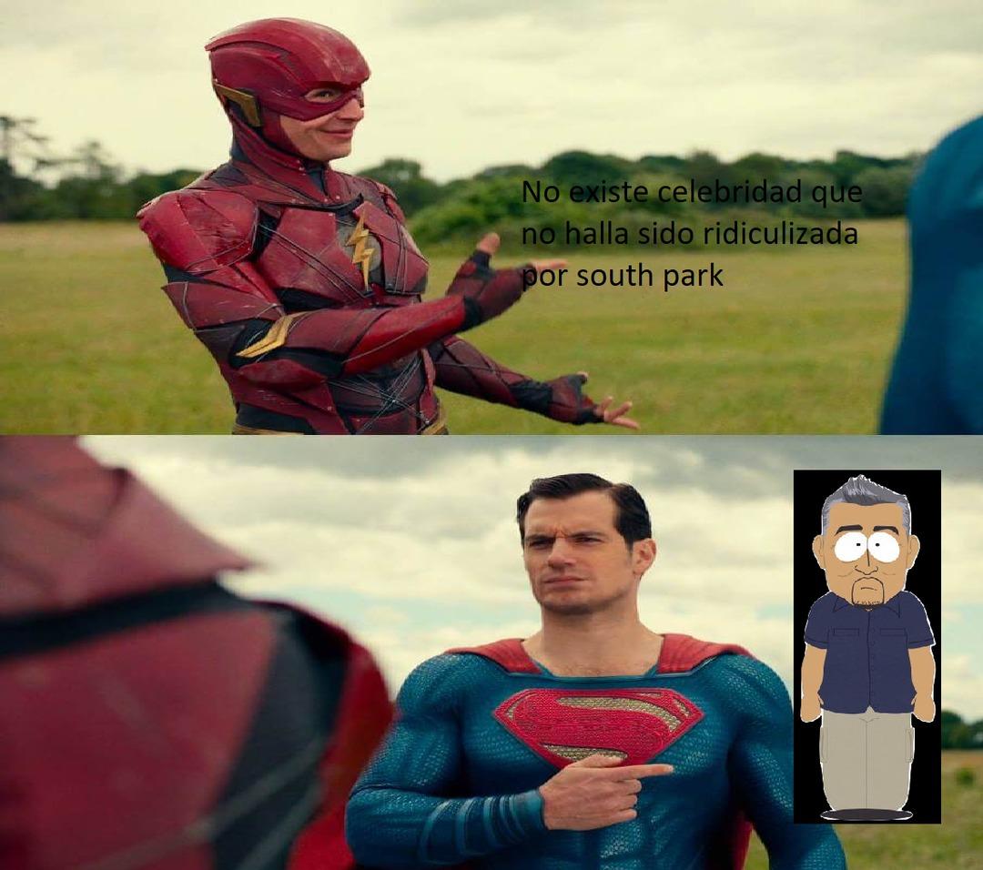 Creen que south park decayó de la temporada 20 a la 23? Para mi si - meme