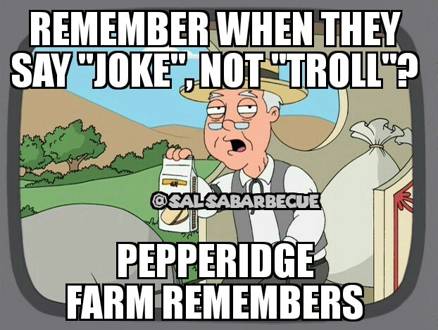 I remember - meme