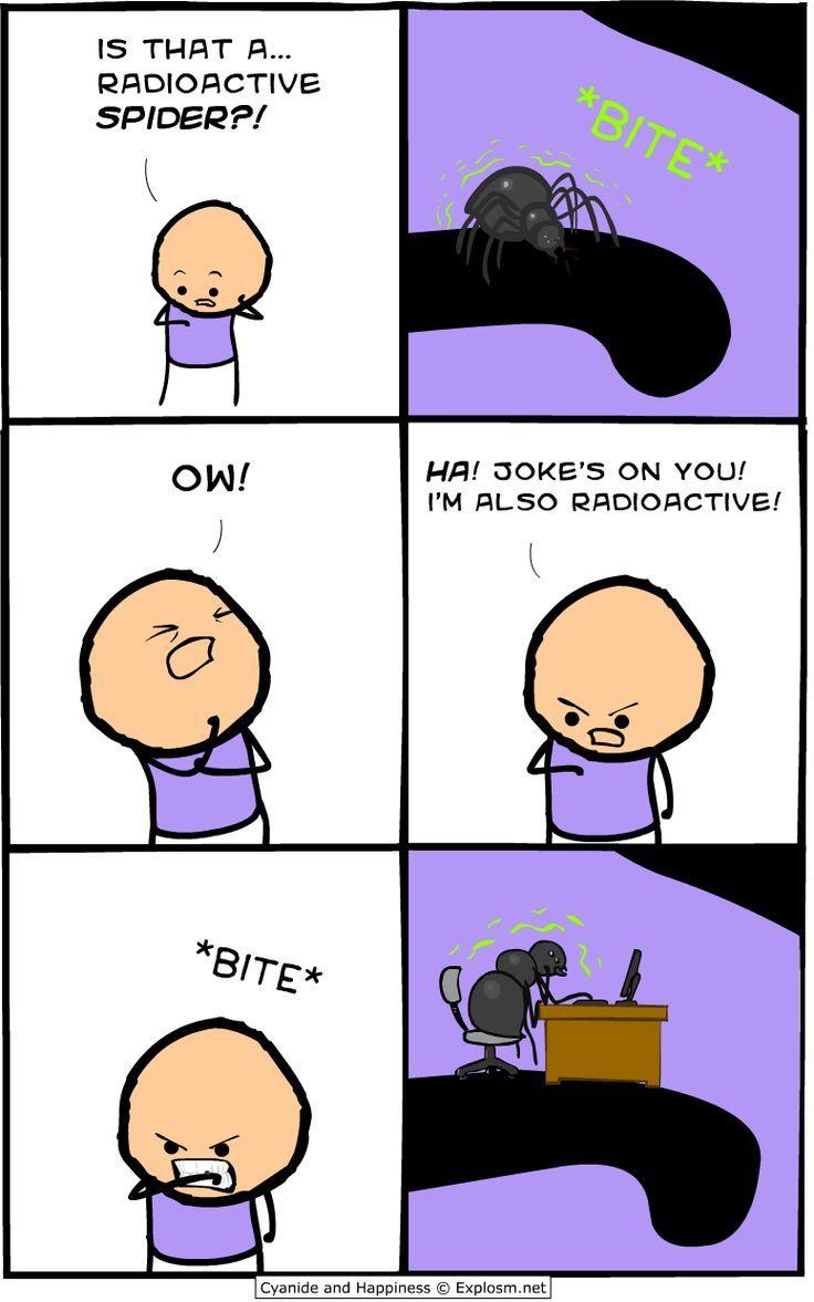 Man-Spider - meme