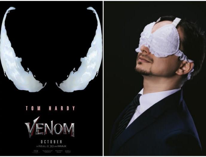 La nueva película de Venom se ve genial - meme