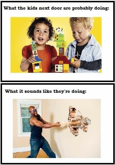 Damn kids - meme