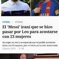 Messi mete gol de palomita!!! ¡¡La albiceleste se llena de emoción!!
