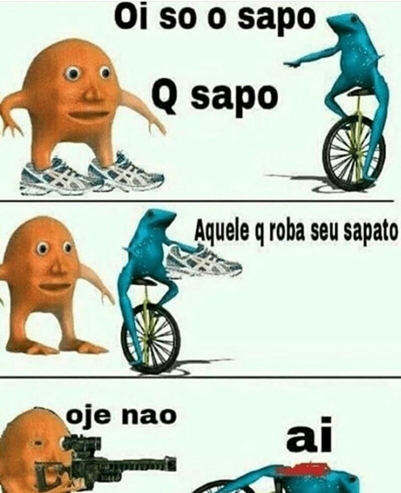 Oje nao - meme