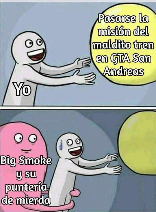 Sigo teniendo pesadillas con esa misión - meme