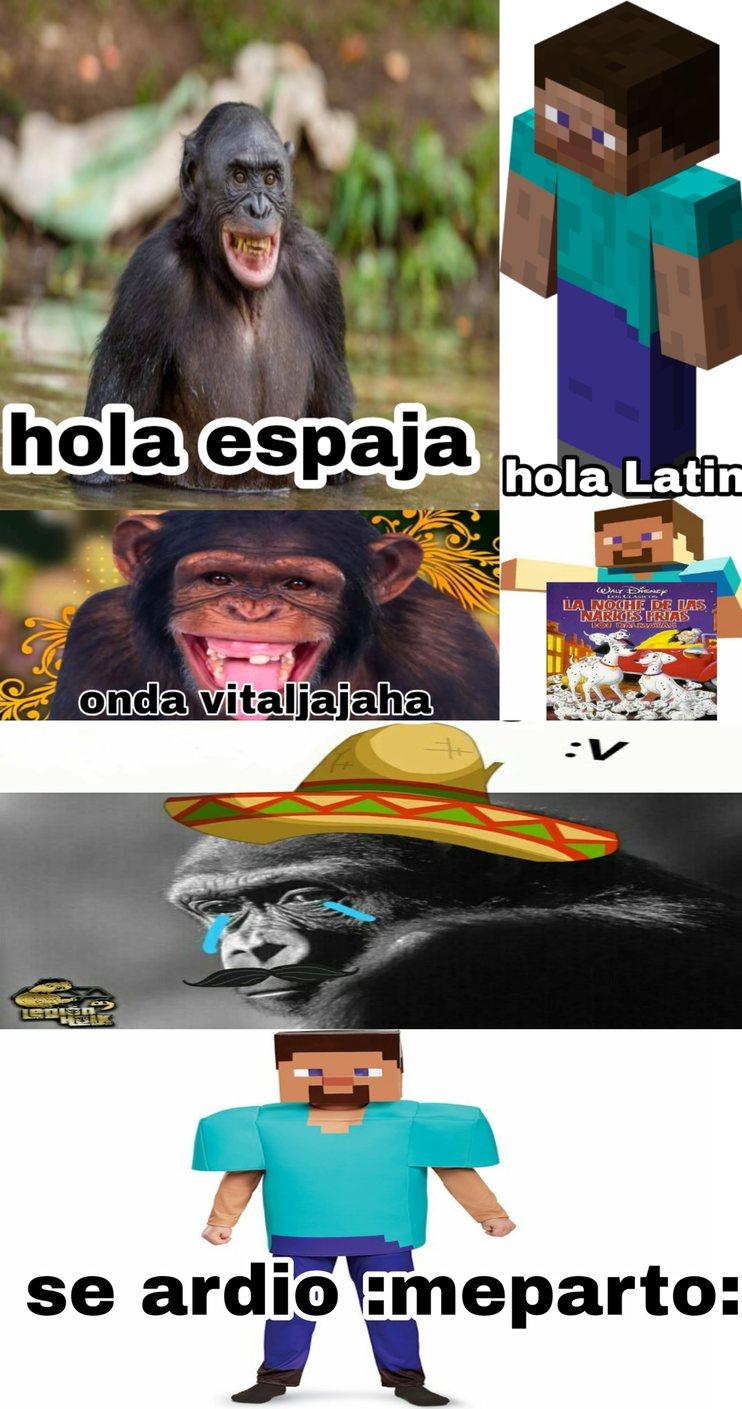 Stos Latinofags - meme