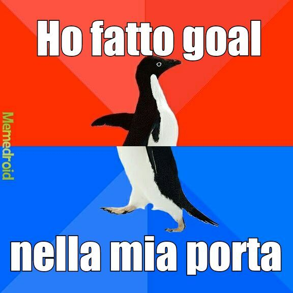 calcioh - meme