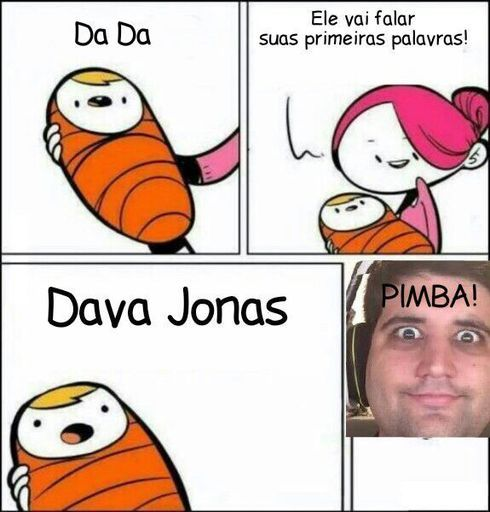 Pimba! - meme