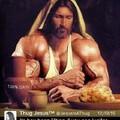 Jesus show us the whey