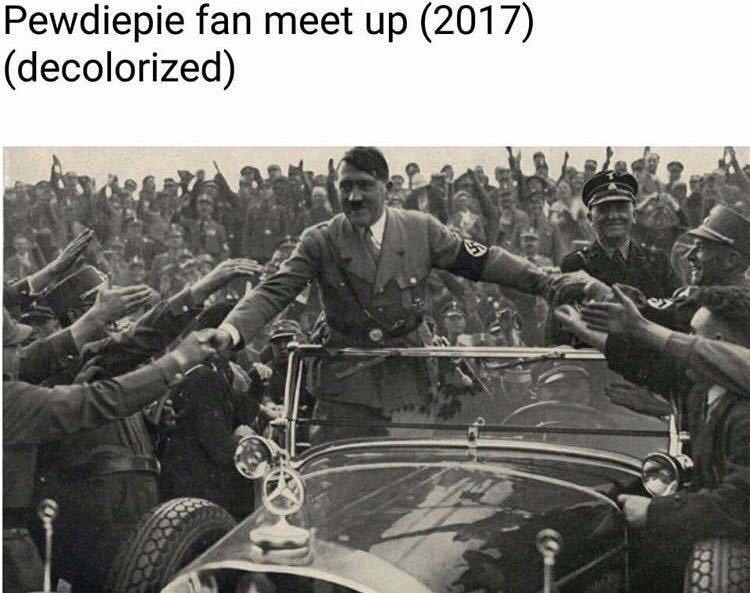 A little late - meme