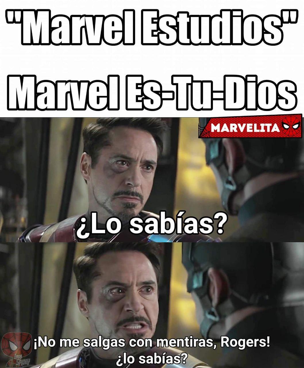 Ste marvel - meme