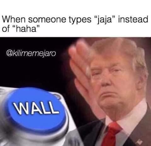 Jahajahajaha - meme