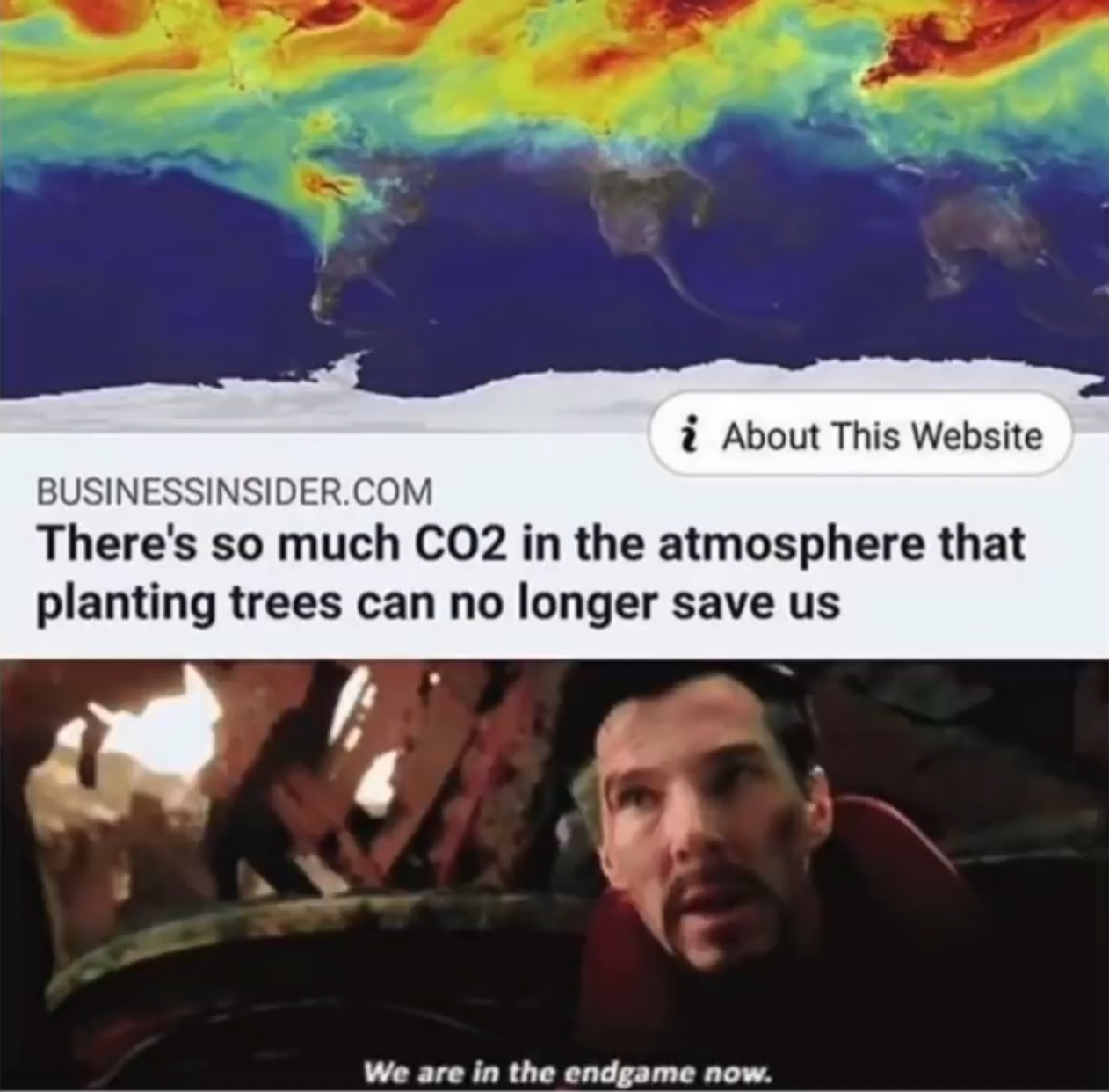 legit we gotta save earth - meme