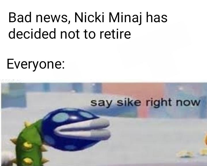 Sad noises intensifies - meme