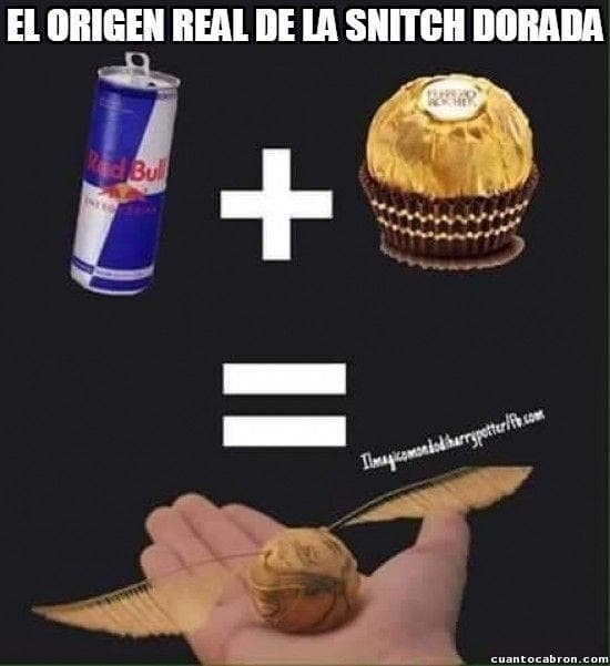 Harry and redbull - meme