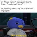 Fluent in ni[B][B]anese
