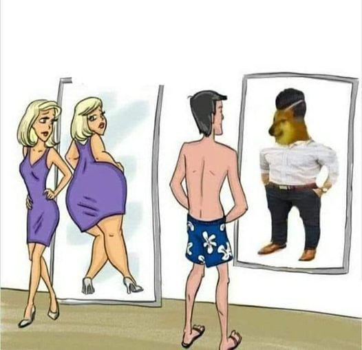mentalidad de cheems XDDDD - meme