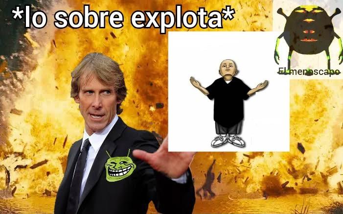 *lo sobre explota* - meme