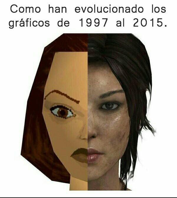 LOS AÑOS PASAN - meme