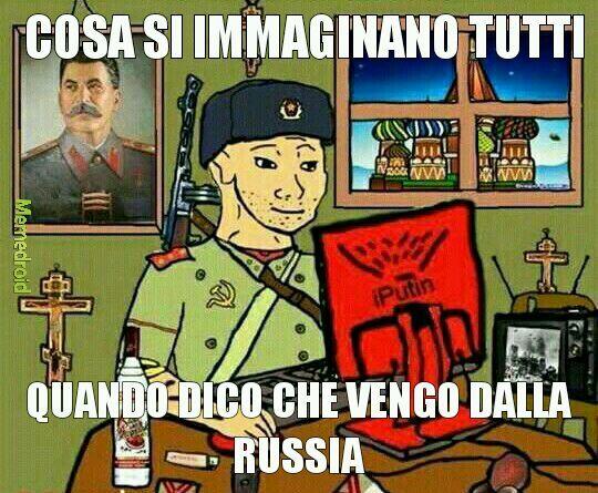 Grande Madre Russia - meme