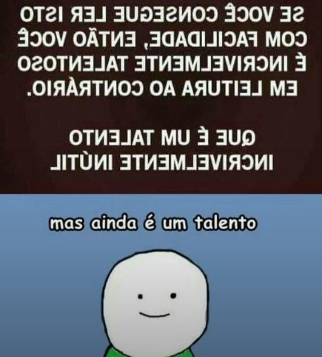 talentos - meme