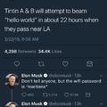 Oh Elongated Muskrat