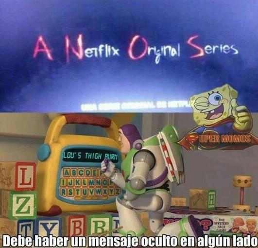 Toy story netflix - meme
