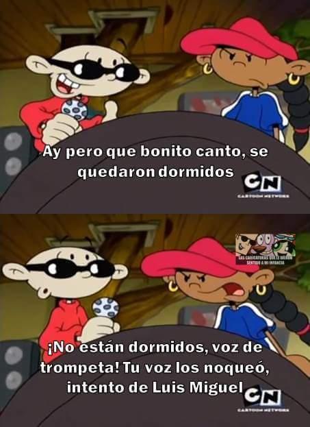 Este Luis Miguel - meme