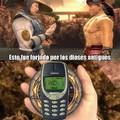 El Nokia indestructible que se hizo meme desde hace años