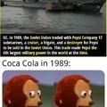 Pepsi C'est mieux que Coca