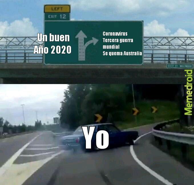 Ése 2020 - meme