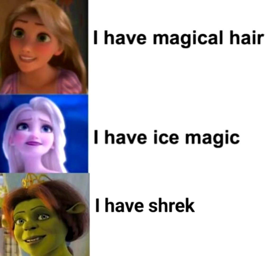 Fiona supera todas - meme