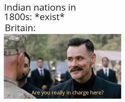 British Empire - meme