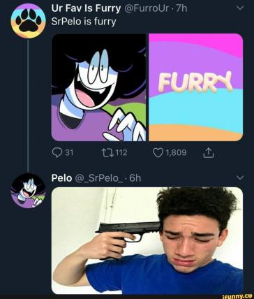 sr pelo - meme