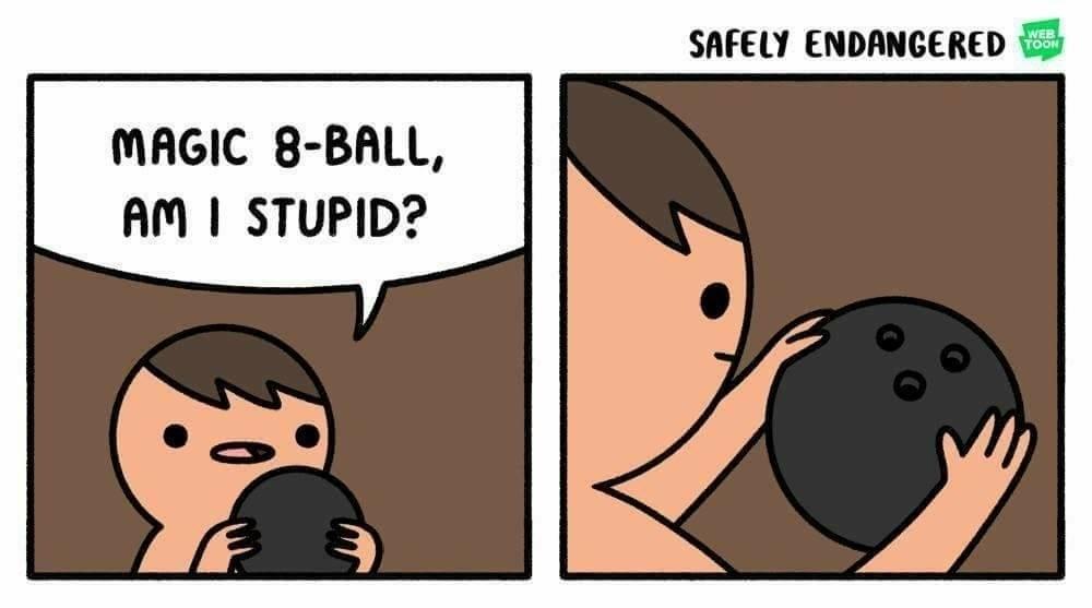 Big ol balls - meme