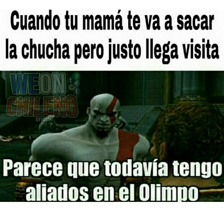 Jajaja Kratos - meme