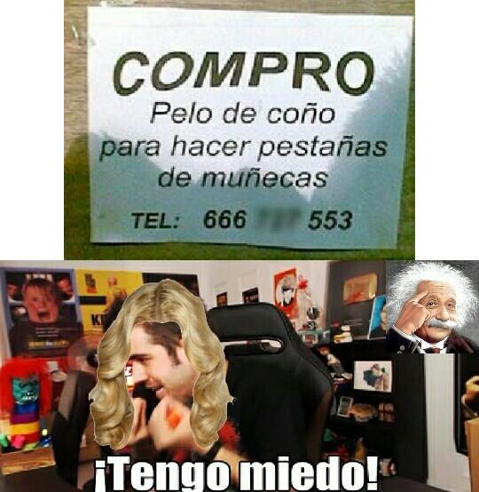 Lo peor es su numero de 666 considencia NO LO CREO >:V - meme