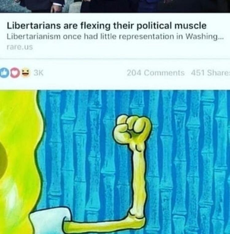 libertarian - meme
