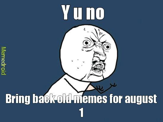 Old memes