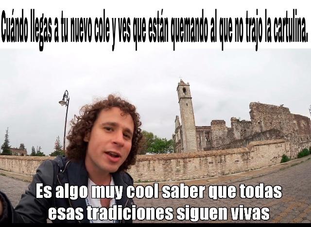 Clásico - meme