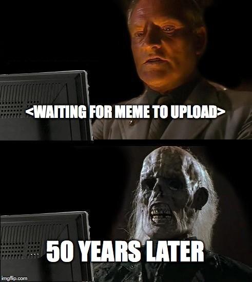 an average waiting time - meme