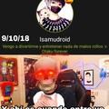 Miren un meme sin marca de agua, pero tiene la fecha, pd: ORIGINAL :u