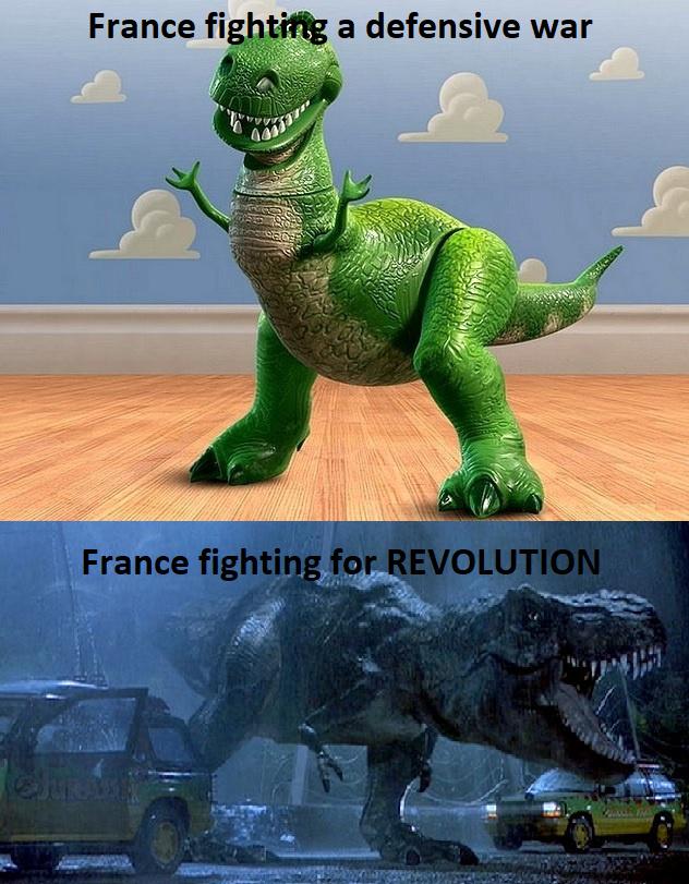 REVOLUTION - meme