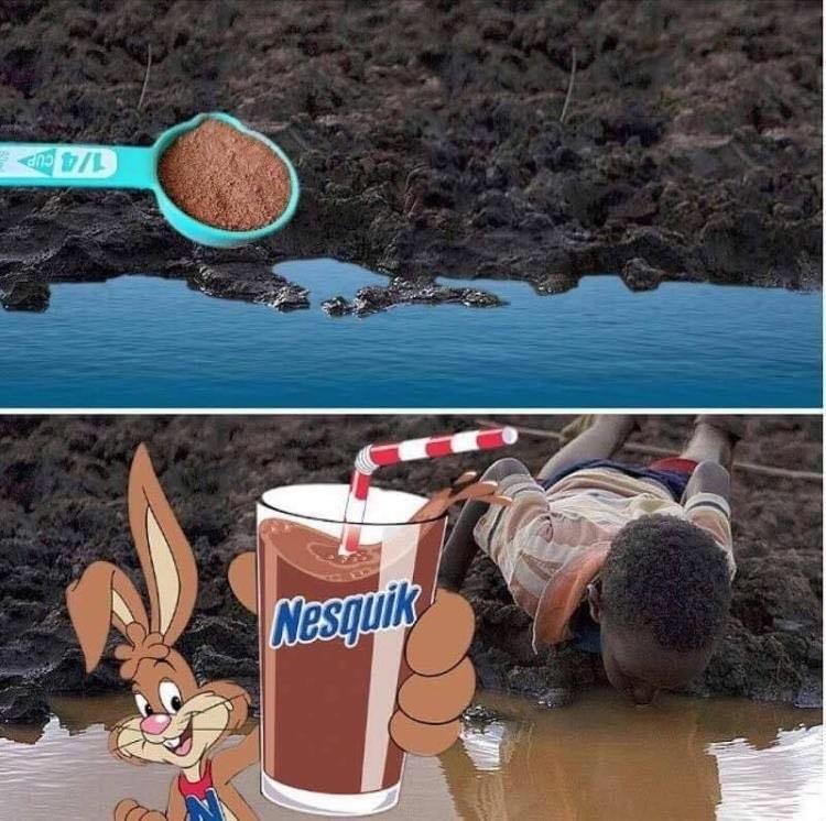 dongs in a drink - meme