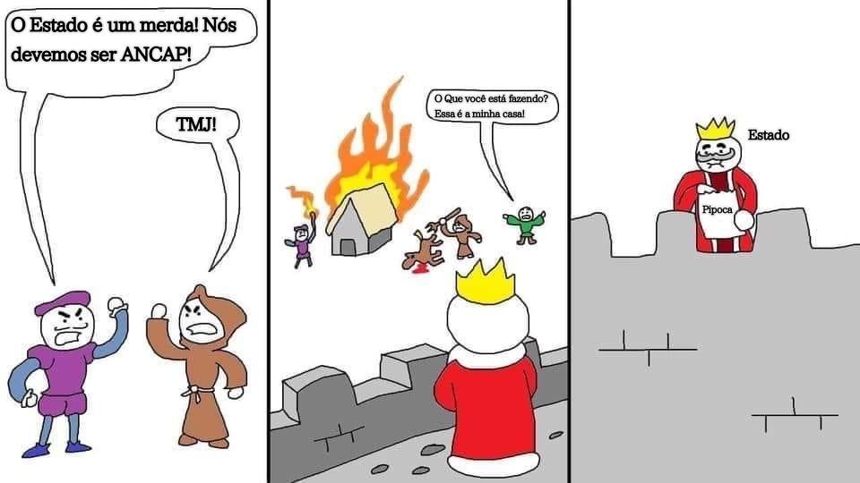 Traduzido para os Reclamão :} - meme