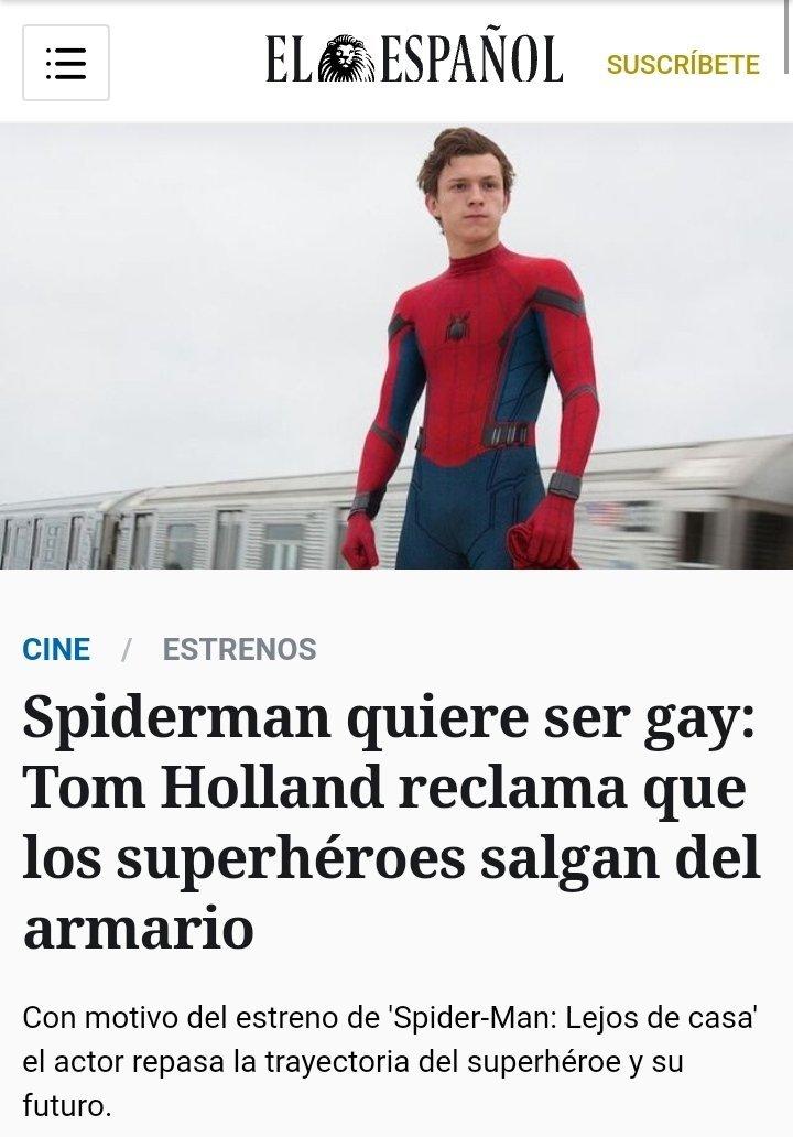 Por qué ahora todos son homosexuales? - meme