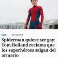Por qué ahora todos son homosexuales?